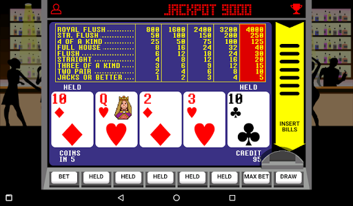 Video Poker Jackpot 4.16 Screenshots 8
