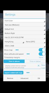 Timestamp Camera Free 1.195 Screenshots 6