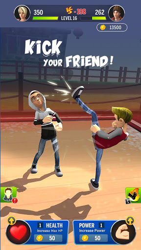 Kick 2 Fight - Kick The Buddy Game  screenshots 4