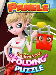 Folding Puzzle - PANELS