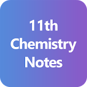 11th Chemistry Notes
