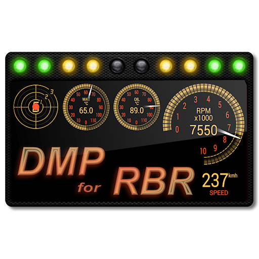 DashMeterPro for RBR Icon