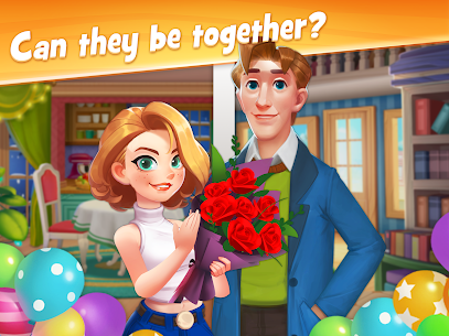 Town Story: Renovation & Match-3 Puzzle Game 9