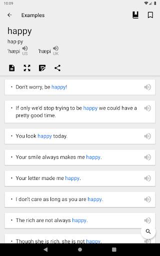 Dictionary & Translator Free 19.5.0 Screenshots 22