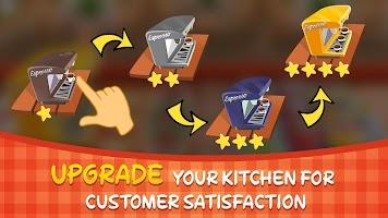 Kitchen Fun - Cooking Adventure Game