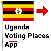Uganda Voting Places App - 2021 Elections