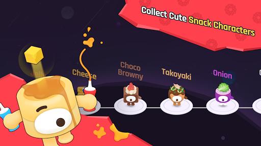 Snack.io - Free online io games with Snack Warrior screenshots 4