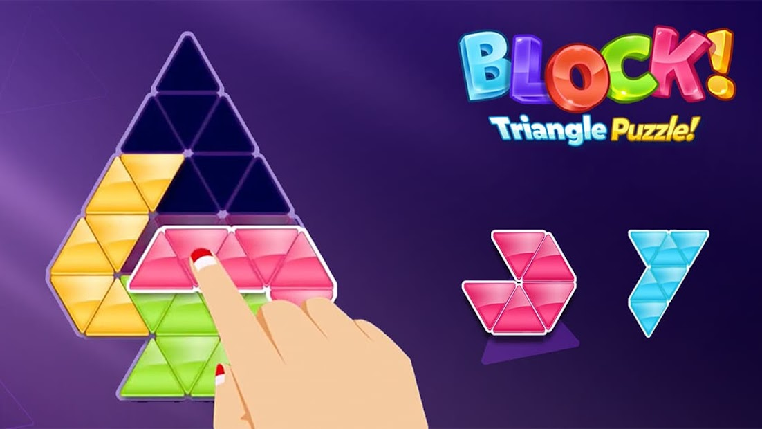 Block! Triangle puzzle: Tangram screenshot 14