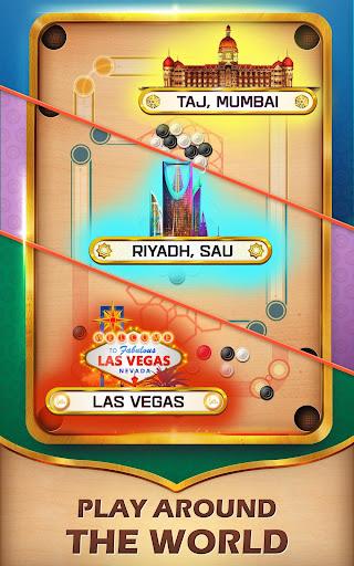 Carrom Friends : Carrom Board & Pool Game 1.0.31 screenshots 3