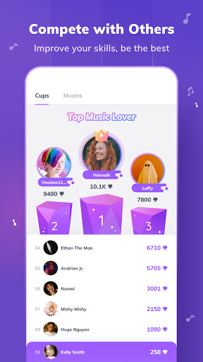 Game of Songs - Music Social Platform 2.2.1 Screenshots 3