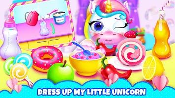 My Little Unicorn: Games for Girls