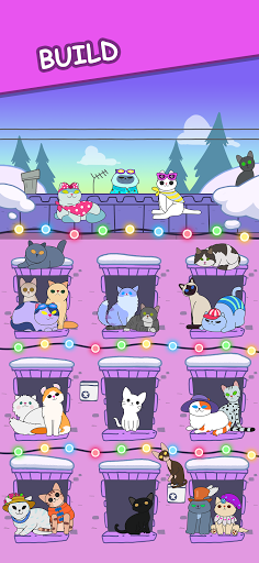 Cats Tower - Adorable Cat Game! 2.28 screenshots 2