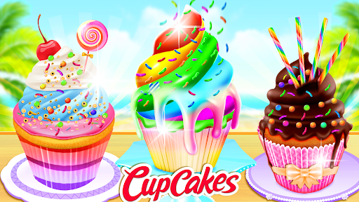 Cake Maker And Decorate - Cooking Maker Games screenshots 1