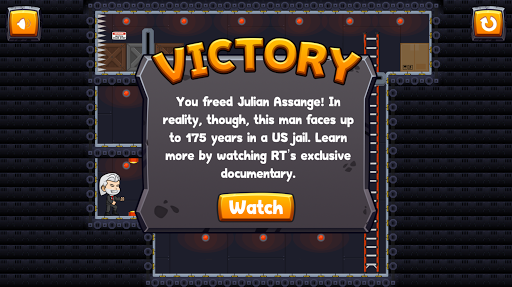 Free Assange  screenshots 4