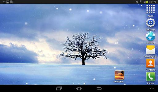 Awesome-Land Live wallpaper HD : Grow more trees screenshots 11