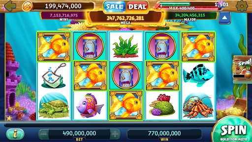 Gold Fish Casino Slots - FREE Slot Machine Games 25.12.00 screenshots 9