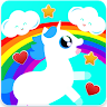 Flying Unicorn icon