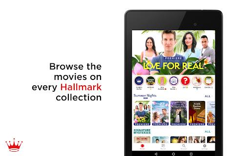 Hallmark Movie Checklist android2mod screenshots 18