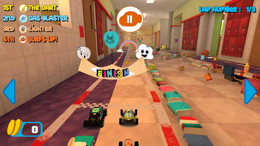 Gumball Racing 1.0.14 Screenshots 1