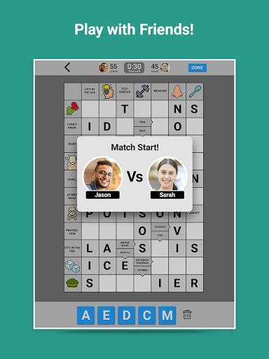 Pictawords - Crossword Puzzle apkslow screenshots 8