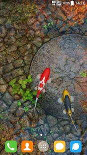 Water Garden Live Wallpaper 1.75 Screenshots 5