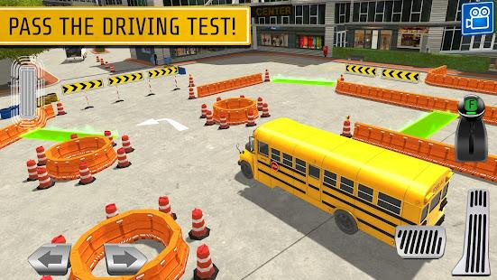 Bus Station: Learn to Drive! 1.3 screenshots 4