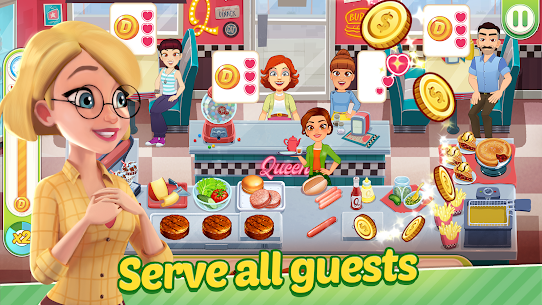 Delicious World – Cooking Game. 3