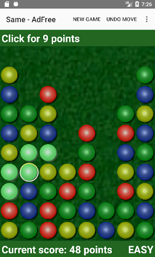 The Same Game 3.6 screenshots 1
