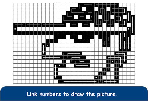 FCross Link-A-Pix puzzles 252 screenshots 20