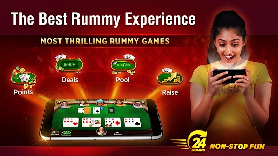 Ultimate Rummy Mod APK [Unlimited Chips/Cash] Latest For Android 6