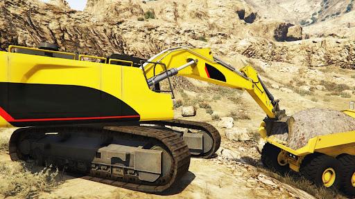 Dozer Excavator Simulator Game Extreme  screenshots 4