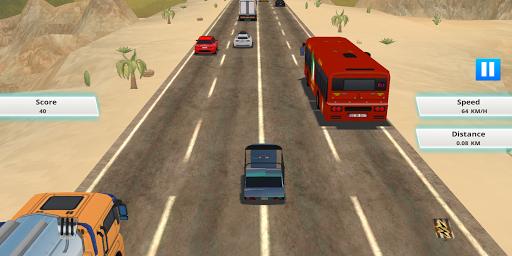 Tuk Tuk Rickshaw:  Auto Traffic Racing Simulator screenshots 7