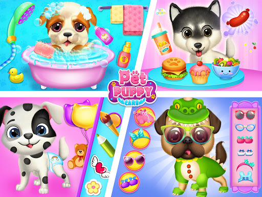 Puppy Pet Care Daycare Salon modavailable screenshots 1