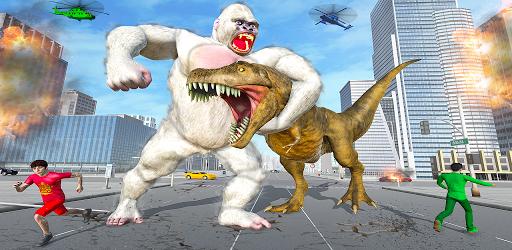 Extreme City Dinosaur Smasher 3D City Riots 1.21 screenshots 1