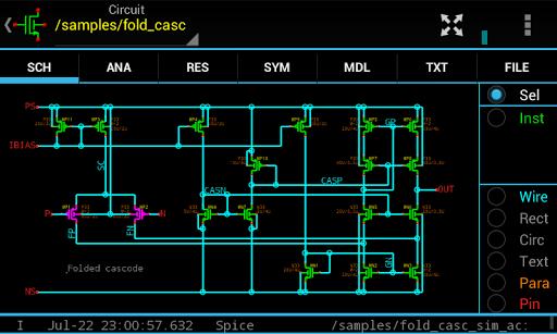 wespice demo screenshot 1