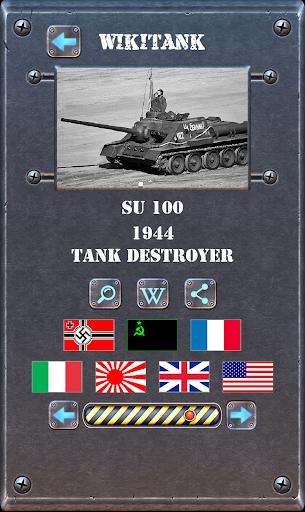 Tank Quiz - Guess the battle tanks 1.0 screenshots 7