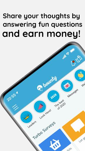 Bounty - Do Survey, Earn Money  screenshots 1