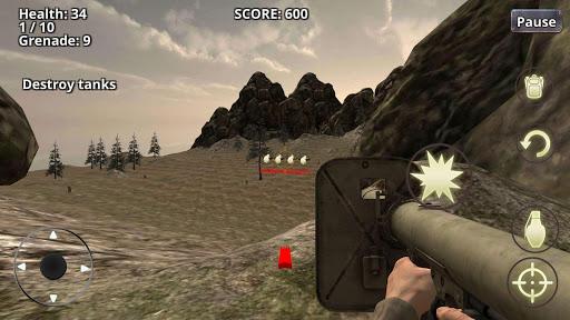 War Battleground WW2 Shooter  screenshots 8