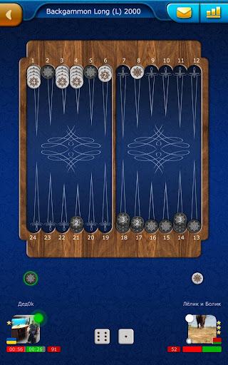 Backgammon LiveGames - live free online game 4.01 screenshots 12
