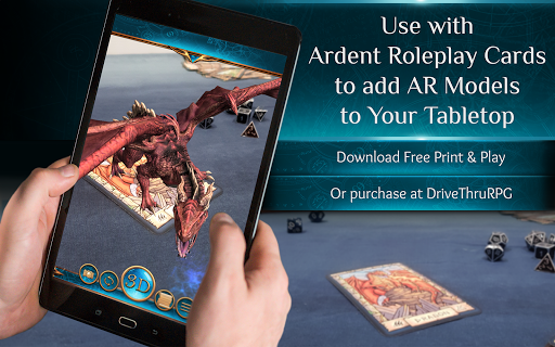 Ardent Roleplay - AR for Tabletop RPGs 1.7.5.4 screenshots 9