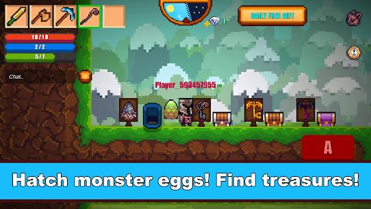 Pixel Survival Game 2 MOD APK 1.9931 (Unlimited Diamonds) 2