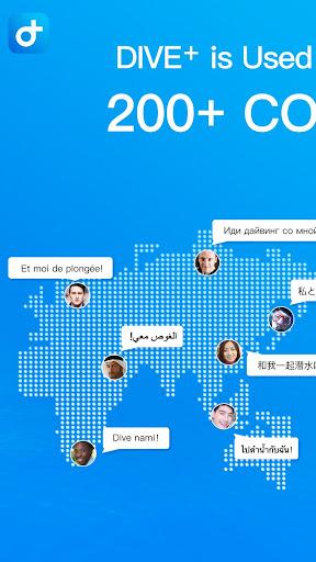 Dive+ : World's Diving Community 3.3.6 Screenshots 1