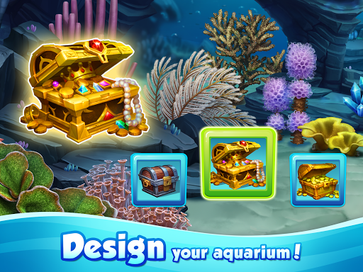Aqua Blast: Fish Matching 3 Puzzle & Ball Blast 1.4.2 screenshots 8