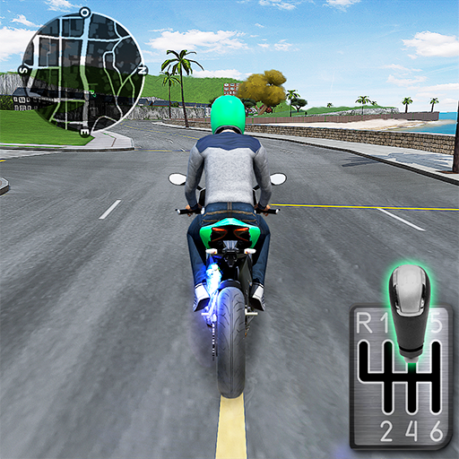 Baixar Moto Traffic Race 2: Multiplayer