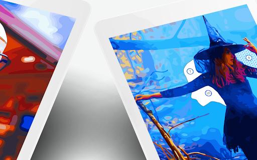 April Coloring - Oil Painting  screenshots 8