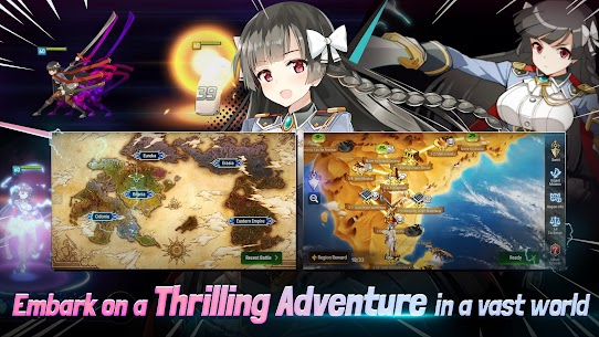 Epic Seven Mod APK (Unlimited Skystones) 4