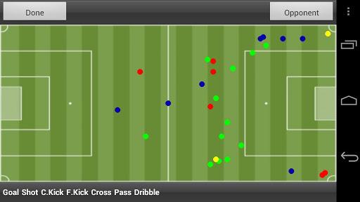 miks soccer stats screenshot 1