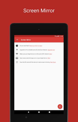 Screen Mirror - Screen Mirroring - Screen sharing android2mod screenshots 8