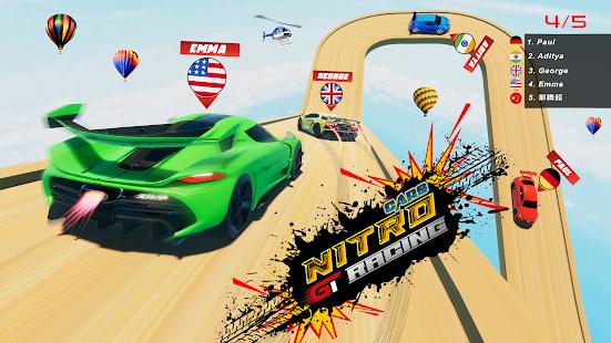 Nitro Cars gt Racing Airborne Apkfinish screenshots 9