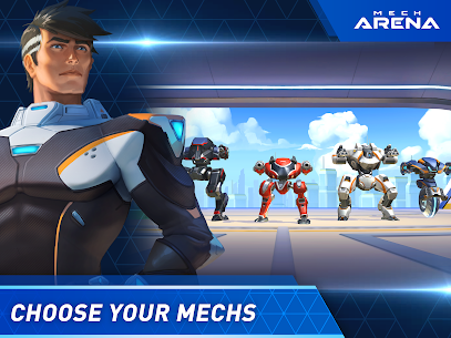 Mech Arena: Robot Showdown (Unlimited Coins) 1